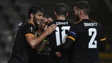 En Wolves están felices por la recuperación de Raúl Jiménez