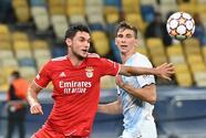 FINAL | VAR anula gol de Shaparenko y Dynamo empata en casa ante Benfica