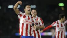 Chivas perfila XI para Clásico Tapatío; Molina, la novedad