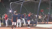 """""""Aún hay mucho camino por recorrer"""": Astros de Houston se alistan para su segundo juego de la Serie Mundial"""