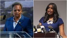 Alcaldesa de Chicago y la fiscal del condado de Cook se culpan entre sí por el reciente aumento de la violencia