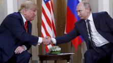 En un minuto: Trump y Putin celebran su primera cumbre formal en Finlandia
