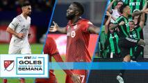 Golazos de la Fecha: Talento estadounidense y argentino dominó en la semana 32