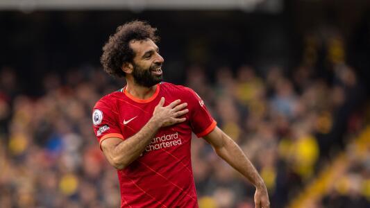 """Klopp asegura que Salah """"es el mejor del mundo"""" sobre Cristiano y Messi"""