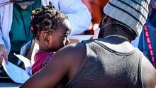 Hablan migrantes haitianos que han sido trasladados a albergues en Ciudad Acuña