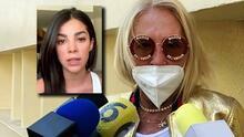 Laura Bozzo ofrece su apoyo a Daniela Berriel para continuar el caso por abuso sexual contra Eduardo Ojeda