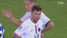 Messi se presenta con el PSG en Champions League sin poder goleador