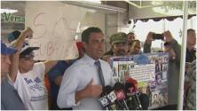 """""""Necesitamos apoyo de la comunidad internacional"""": Alcalde de Miami se une a las voces de protesta en Cuba"""