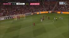 'Científico' pase de Darwin Quintero termina en gol de Miguel Ibarra y empate para Minnesota