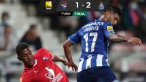 Porto gana de último minuto… ¡uno de los goles fue desde mediocampo!