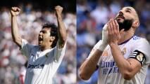 Ni el mejor Benzema puede con Hugo Sánchez