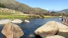 Escapa al río Kaweah un paraíso muy cerca de Los Ángeles que debes conocer