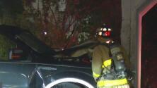 Conductor termina hospitalizado tras impactarse con una zona de construcción al norte de San Antonio