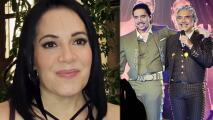 """""""Salí ancha de orgullo"""": ex de 'El Potrillo' revela que sintió al ver a su hijo Alex en concierto junto a su padre"""