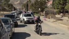 Activistas recorren la frontera para urgir al gobierno Biden que cumpla con las promesas en materia migratoria