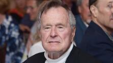 Tributos para honrar la memoria del expresidente George H. W. Bush