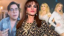 """Lucía Méndez se defiende de maquillista que la acusa de ser una """"señora grosera y déspota"""""""
