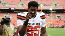 """Jugador de los Cleveland Browns: """"Despedazaría a Logan Paul"""""""