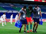 Diego Lainez revela el estatus médico de su lesión a días de reportar con el Betis