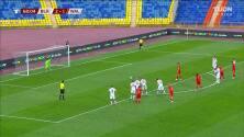 ¡Doblete de Bale! Gareth puso el empate para Gales