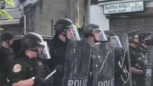 """""""Esto es sin precedente"""": se intensifica la crisis de violencia armada en Filadelfia"""