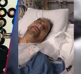 Esposa de Beto Terrazas pide ayuda: El cantante tendrá que ser sometido a dos cirugías más
