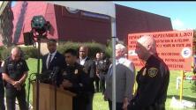 Autoridades en Houston anuncian medidas para combatir el tráfico humano y el abuso sexual