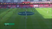 Resumen del partido Toluca vs Atlas