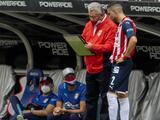 Alejandro Mayorga afirma que con regreso de seleccionados, Chivas subirá su nivel