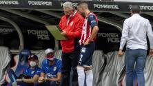 Mayorga afirma que con seleccionados Chivas será más fuerte