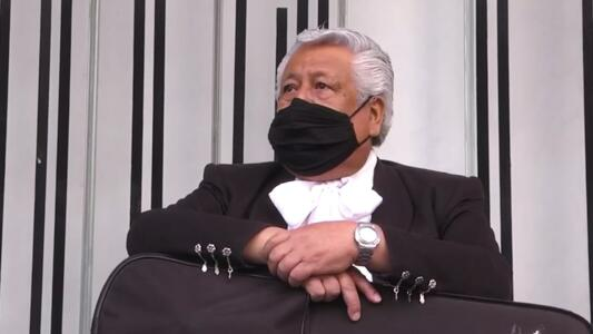 Mariachis worried as stay-at-home orders jeopardize their business