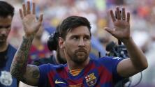 Messi pudo ser del Arsenal, según Wenger