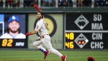 Los 'planes 'locos' de Bryce Harper para que vuela la MLB