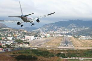 Toncontín is considered by many to be among the most dangerous airports in the world, due to its short runways and close proximity to mountainous terrain. Built in the 1920s, this airport has seen no fewer than 10 accidents during its lifespan, with the most serious occurring in 2008. As a result of rainy conditions, a plane carrying 124 passengers was unable to stop on time at the end of the runway and several people perished. Following the accident, the airport was closed for a year after an inspection from the International Civil Aviation Organization (ICAO), according to msn.com.