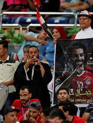 Soccer Football - International Friendly - Egypt v Guinea - Borg El Arab, Alexandria, Egypt - June 16, 2019 General view of Egypt fans before the match REUTERS/Amr Abdallah Dalsh
