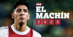 Oficial: Edson Álvarez extiende su contrato con Ajax hasta el 2025