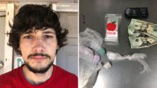 Unidad de pandillas de la policía de Merced arresta a sospechoso de venta de fentanilo