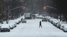 Más de 30 estados están con aviso de tormenta invernal o condiciones invernales