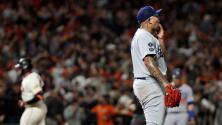 Con todo y HR a Urías, Dodgers derrotan a Giants en la Nacional