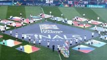 Así se jugará el Final Four de la UEFA Nations League