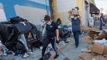 Garcetti firma ordenanza que restringe campamentos de indigentes en ciertos lugares de Los Ángeles