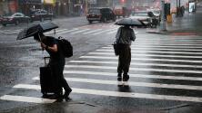 Pronóstico: Alerta de mal tiempo para este viernes en Nueva York