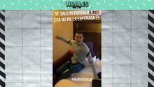 Álvaro Fidalgo muestra su lado más mexicano