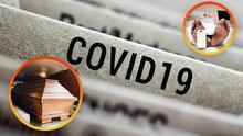 Conmovedores casos de muerte de covid-19: pacientes que escucharon que el virus no era una enfermedad letal