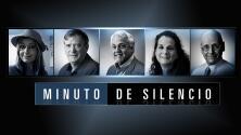 Univision Noticias se une al minuto de silencio en honor a las víctimas del tiroteo del Capital Gazette