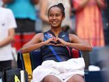 Leylah Fernandez, semifinalista más joven del US Open desde 2005