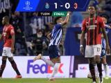 Resumen   De la mano de Luis Díaz, Porto gana y hunde al AC Milán