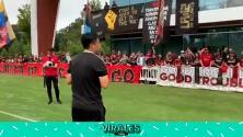 Gonzo Pineda 'enamora' a la afición del Atlanta United