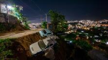 ¿Por qué se vieron luces en el cielo durante el terremoto en México?