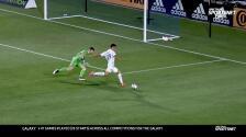 ¡Goleada angelina! Ethan Zubak gana el mano a mano y sella el tercero para LA Galaxy